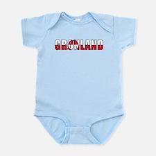 Greenland (Danish) Infant Bodysuit
