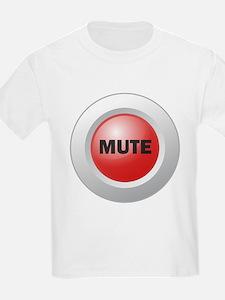Mute Button T-Shirt