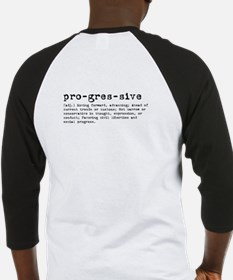 Progressive Definition - Baseball Jersey