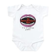 Morton Downey Jr. Pablum Puker Infant Bodysuit