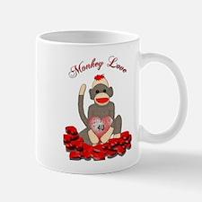 Monkey Love 4U Mug