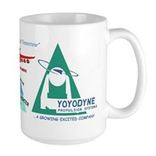 Yoyodyne Propulsion Systems Mugs