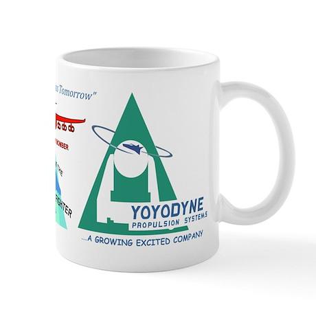 Yoyodyne Propulsion Systems Mugs