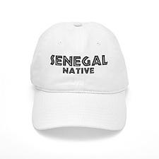 Senegal Native Baseball Cap
