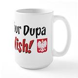 Polish Large Mugs (15 oz)
