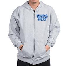 Wipeout-Splash Zip Hoodie