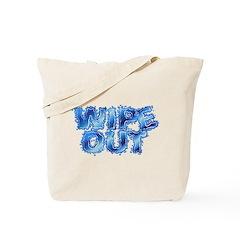 Wipeout-Splash Tote Bag