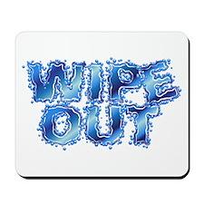 Wipeout-Splash Mousepad