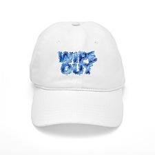 Wipeout-Splash Baseball Cap