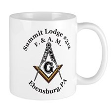 Summit Lodge #312 Mug