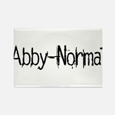 Abby Normal 2 Rectangle Magnet (100 pack)