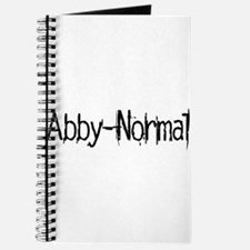Abby Normal 2 Journal