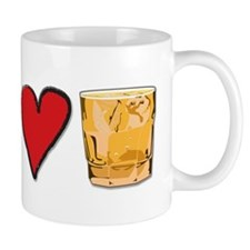 I Love Scotch Mug