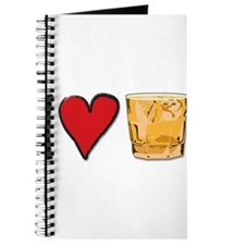 I Love Scotch Journal