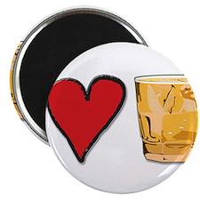 """I Love Scotch 2.25"""" Magnet (100 pack)"""