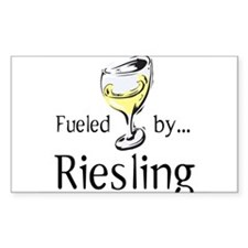 Fueled by Riesling Decal