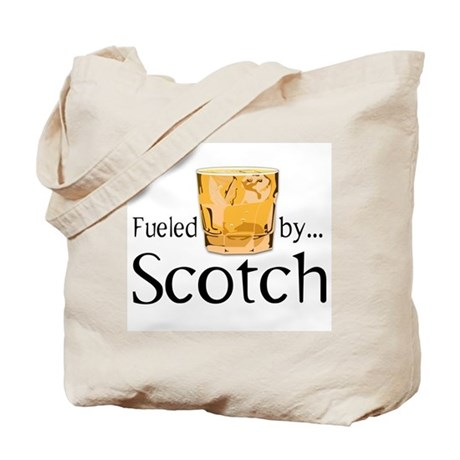 Fueled by Scotch Tote Bag