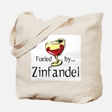 Fueled by Zinfandel Tote Bag