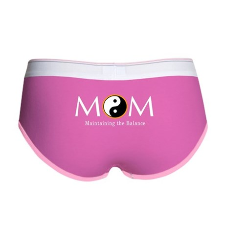 Yin Yang Women's Boy Brief