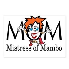 Mom: Mistress of Mambo Postcards (Package of 8)