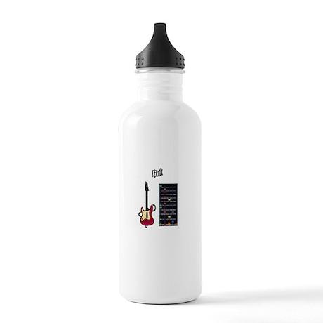 guitar hero Stainless Water Bottle 1.0L