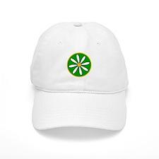 Daisy Green Baseball Cap