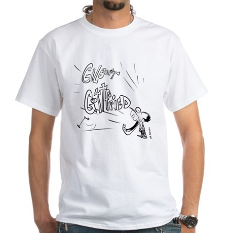Gilbert Gottfried White T-Shirt