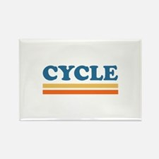 CYCLE Rectangle Magnet
