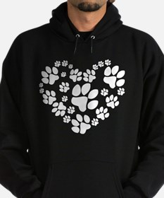 Paws Heart Hoody