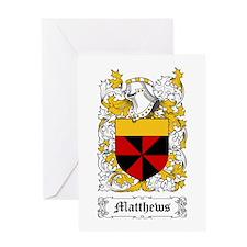 Matthews Greeting Card