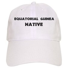 Equatorial Guinea Native Baseball Cap