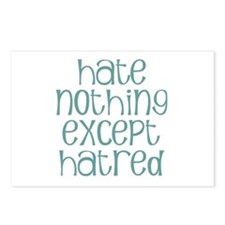 Hate Postcards (Package of 8)