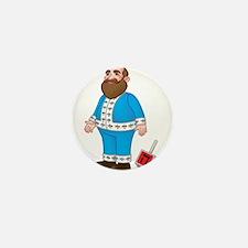 Cute Chanukah Mini Button (10 pack)