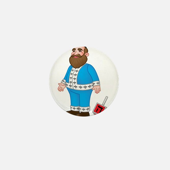 Cool Harry Mini Button
