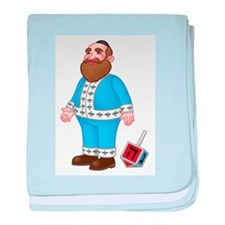 Funny Harry baby blanket