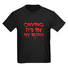 Caving T
