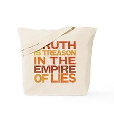Truth is Treason Tote Bag