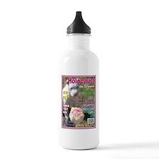 Denver Pitbull Dog Holocaust Water Bottle