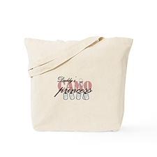 Daddys camo princess Tote Bag