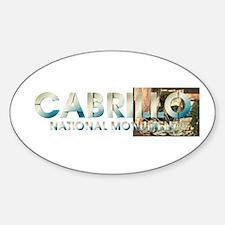 ABH Cabrillo Sticker (Oval)