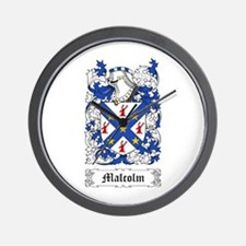 Malcolm Wall Clock