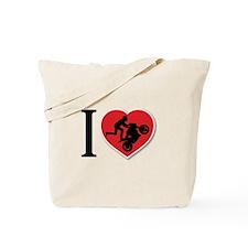 Love Wheelies Tote Bag