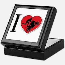 Love Wheelies Keepsake Box