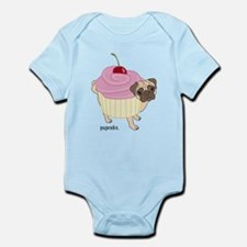 Pupcake Infant Bodysuit