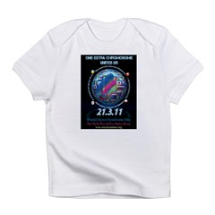 World Down Syndrome Day 2011 Infant T-Shirt
