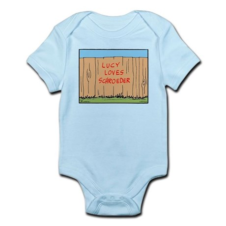 The Fence Infant Bodysuit