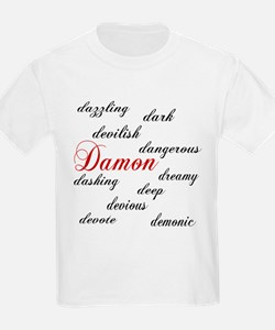 D... is for Damon T-Shirt