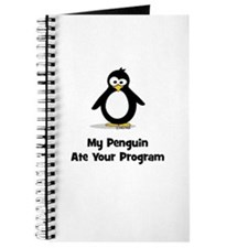 My Penguin Ate Your Program Journal