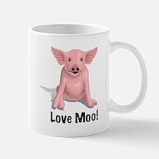 Love Moo Mug