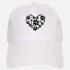 Paws Heart Hat